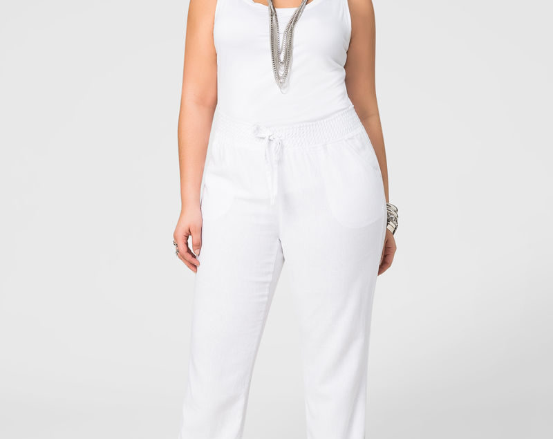 White Linen Suit For Women Plus Size Woltermanortho Com