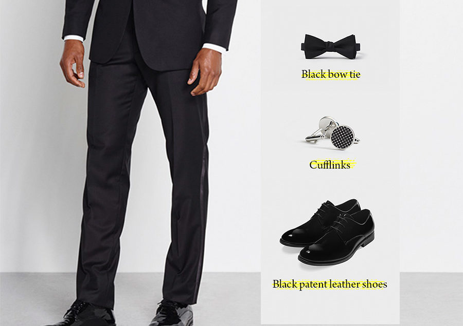 Black Tie Optional Men Woltermanortho Com