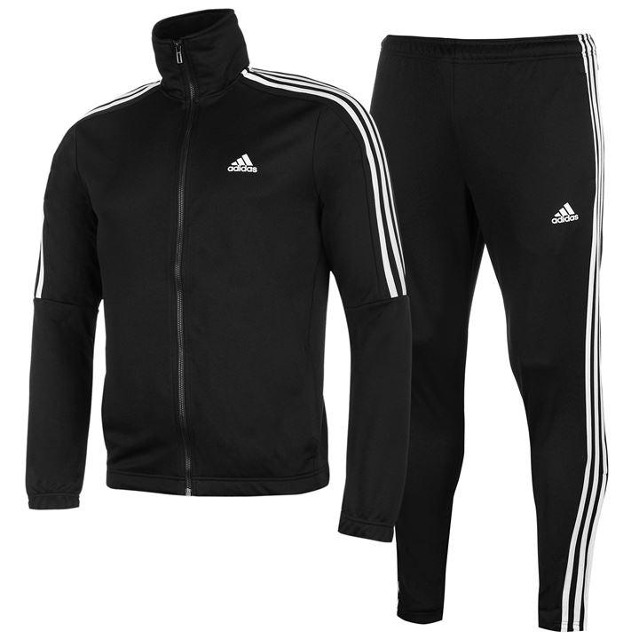 adidas sweat suit for women photo - 1