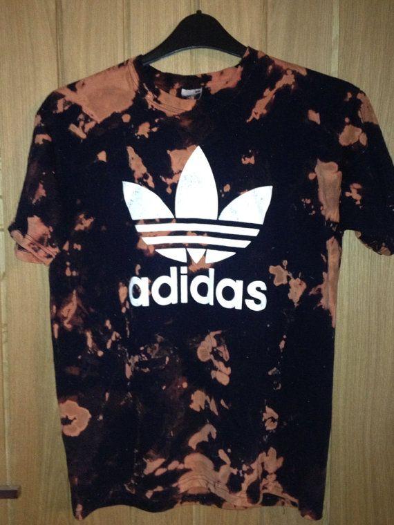 adidas tie dye shirts photo - 1