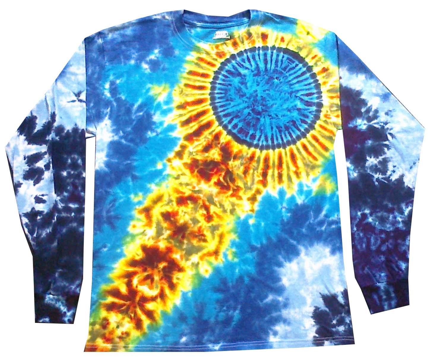 advanced tie dye patterns photo - 1