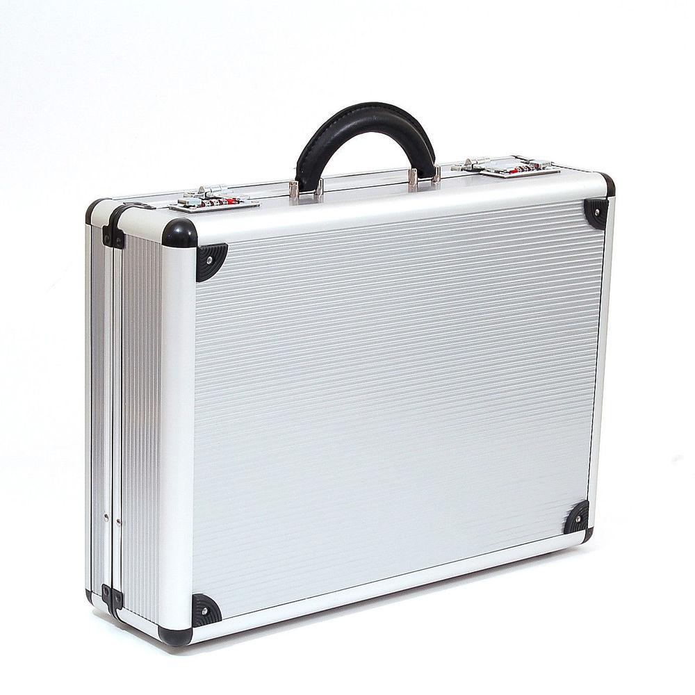 aluminum briefcase photo - 1