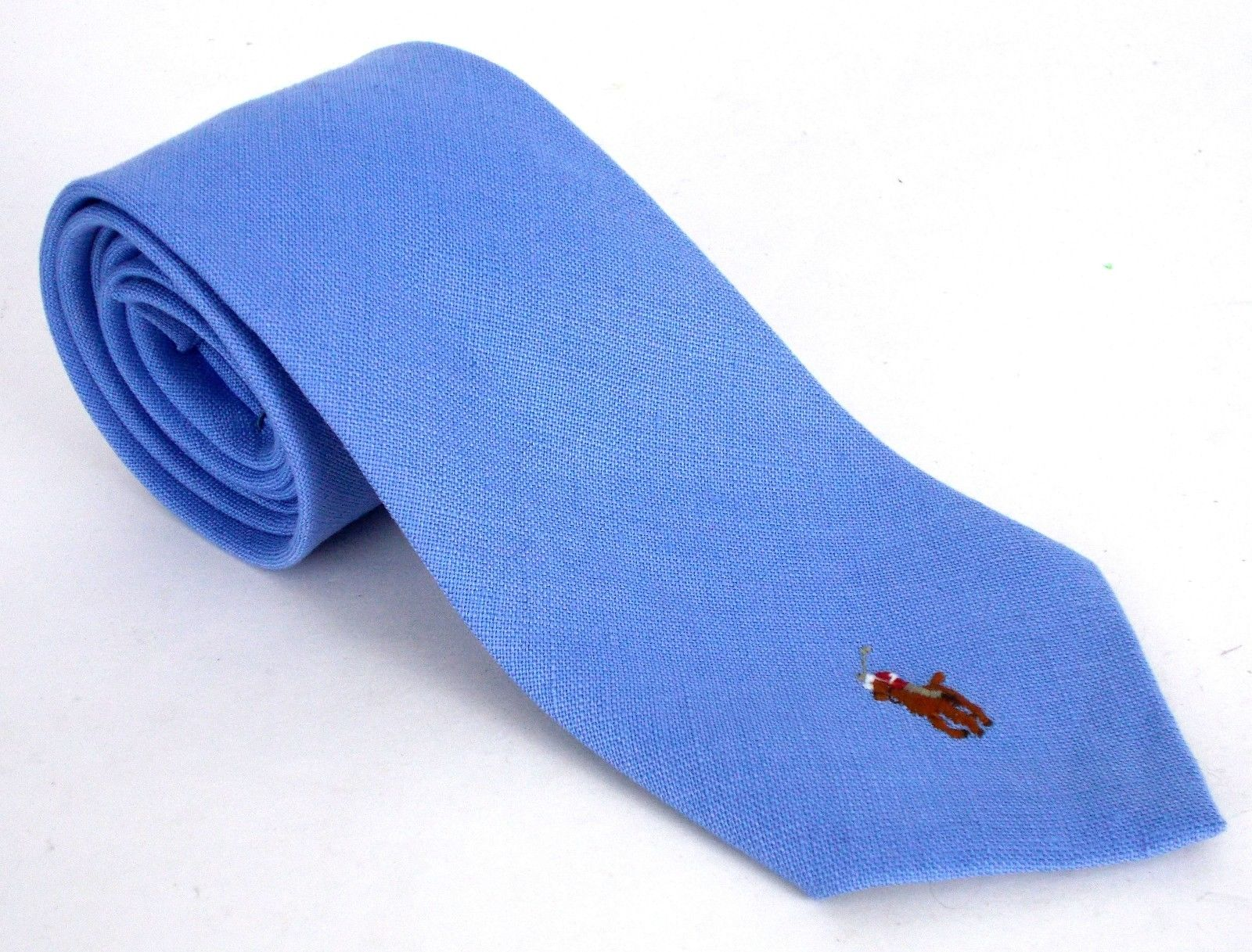baby blue tie photo - 1