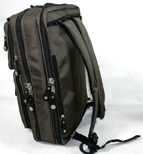 backpack to briefcase photo - 1