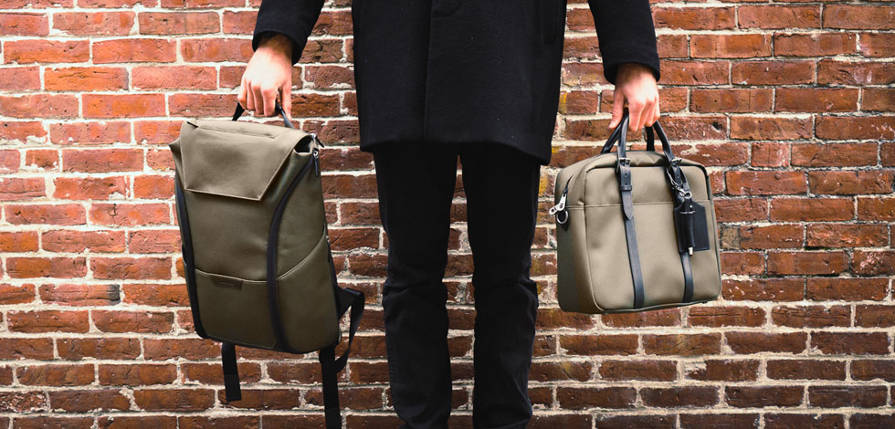 backpack vs briefcase photo - 1