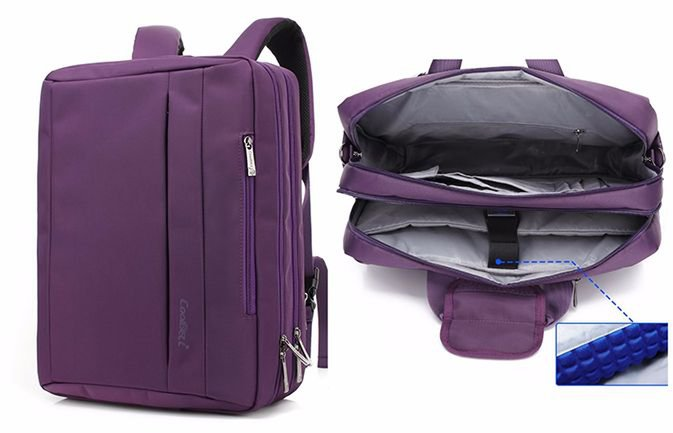 best convertible backpack briefcase photo - 1