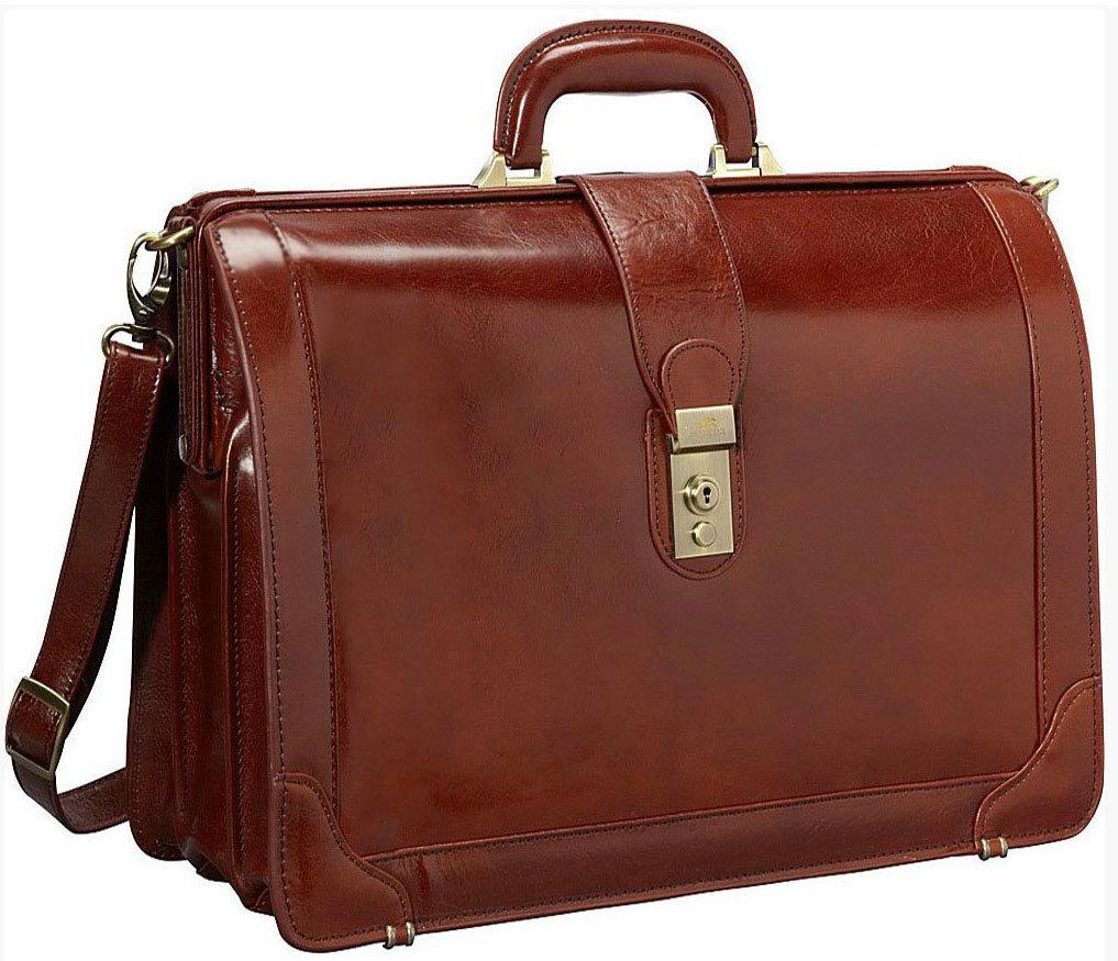 best leather briefcase photo - 1