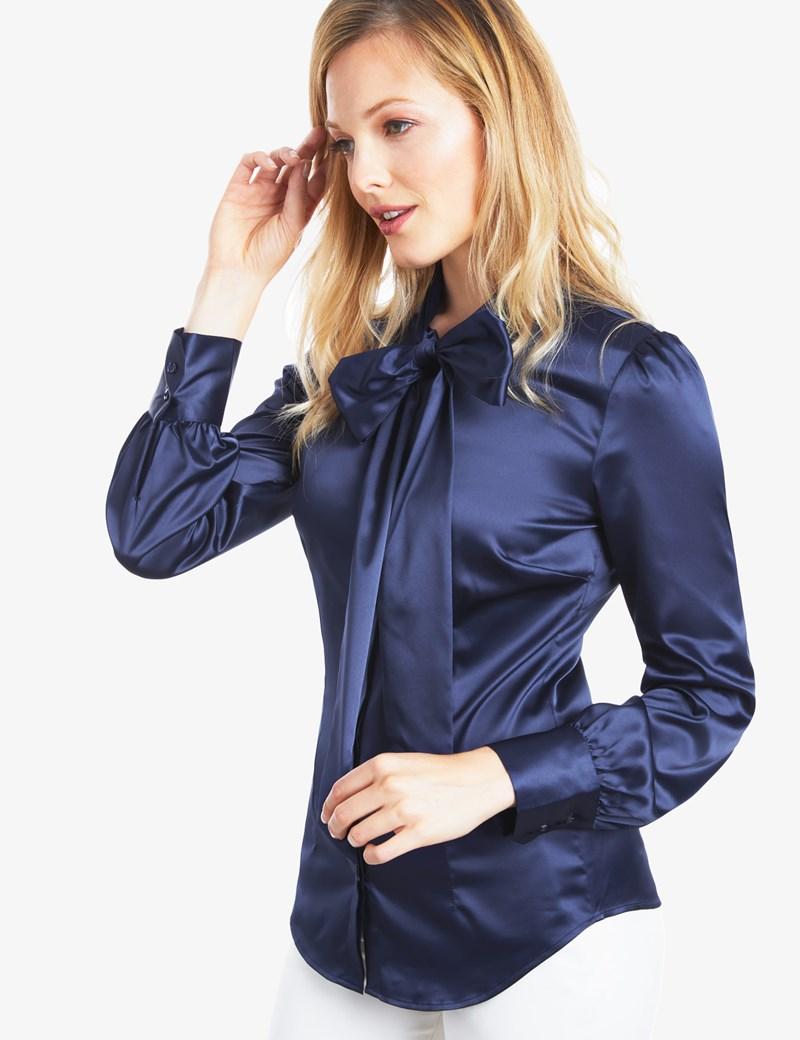 best luxury office shirt for women photo - 1