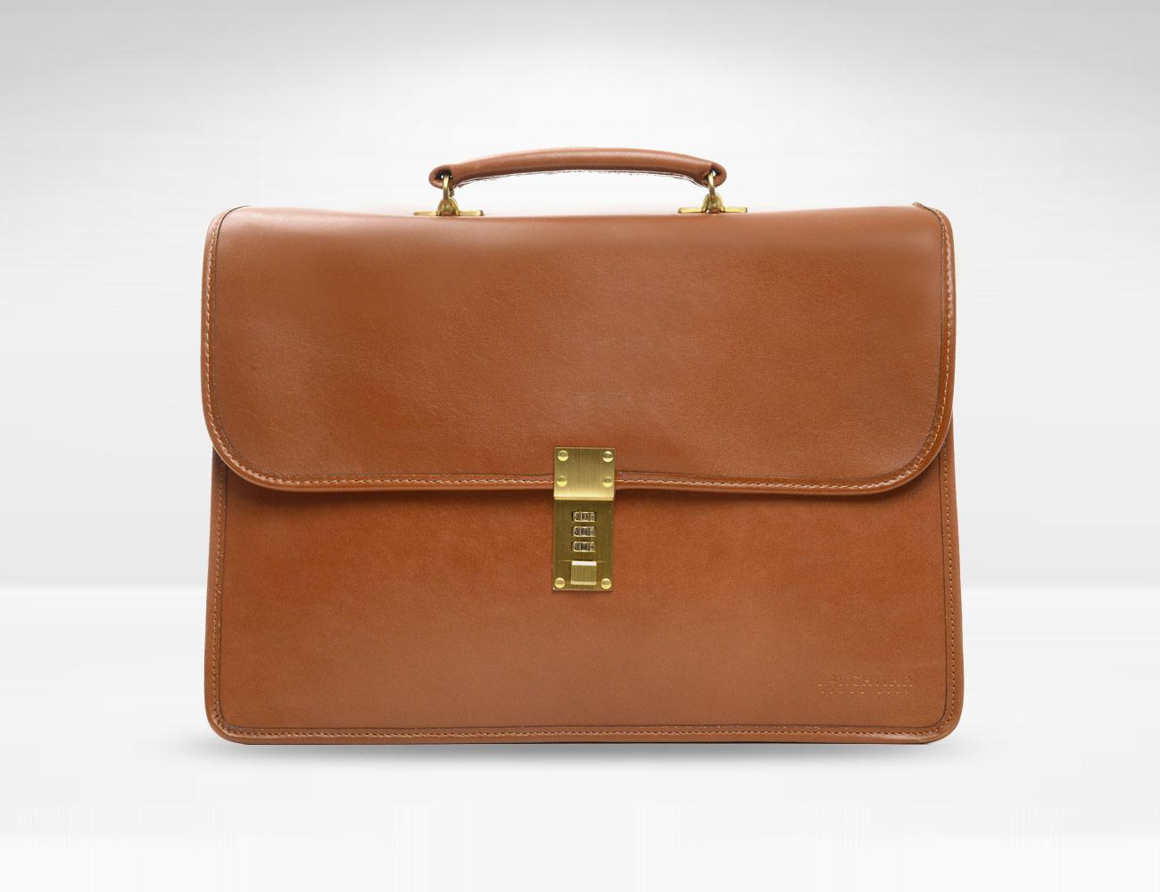 black briefcase photo - 1