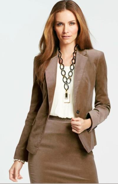 black business suit womens photo - 1
