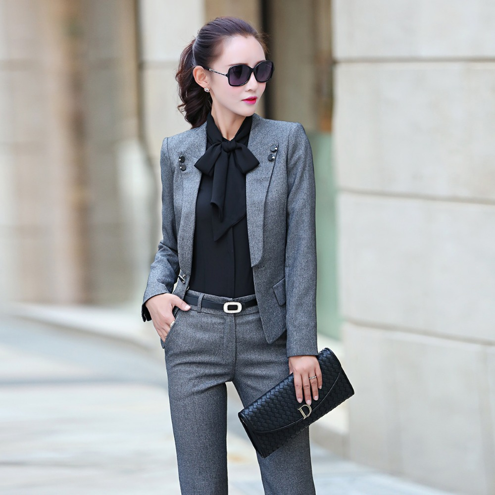 black suit for women sale photo - 1