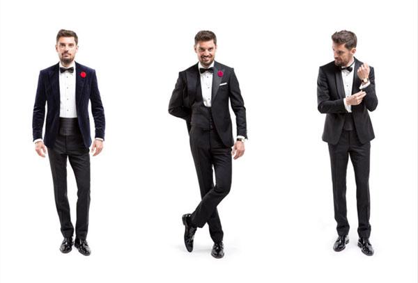 black tie attire photo - 1
