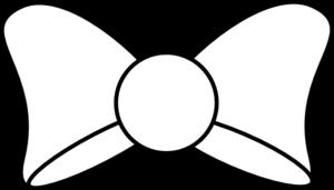 black tie clip photo - 1