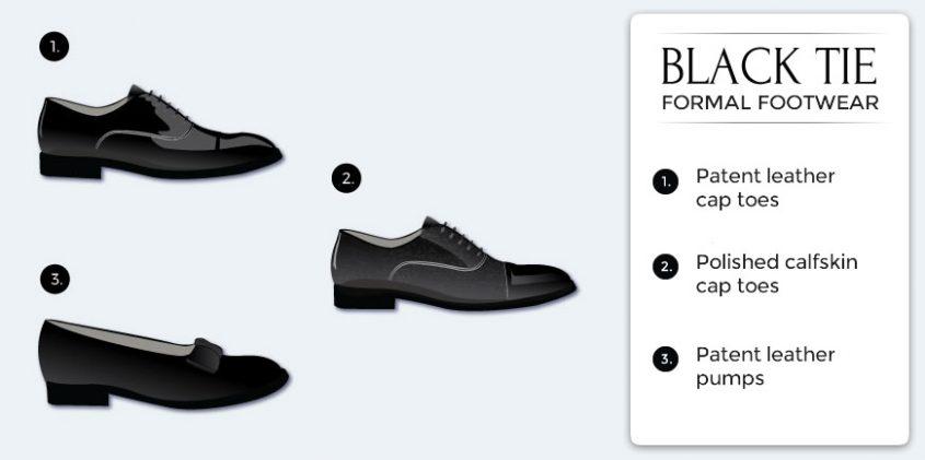 black tie dress code photo - 1