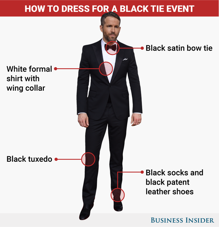 black tie dress code for women photo - 1