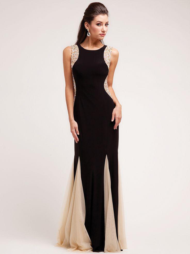 black tie dresses photo - 1