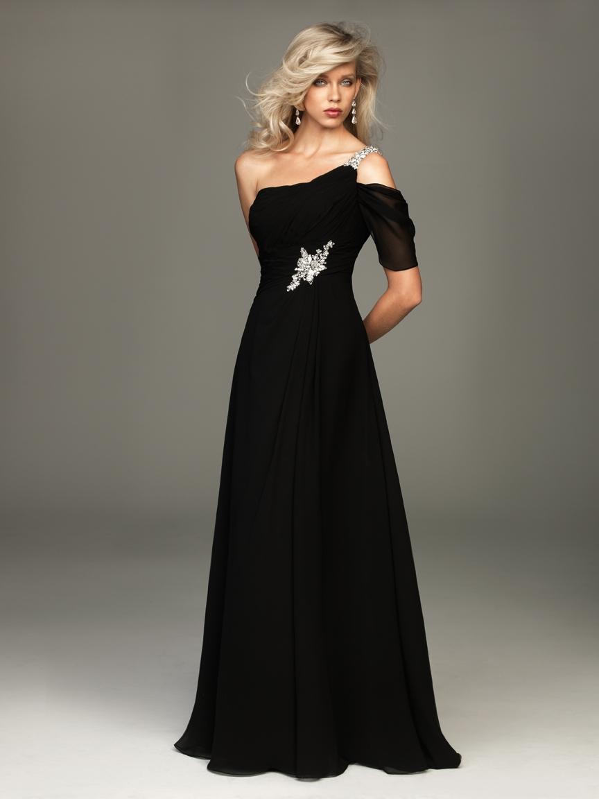 black tie dresses formal gowns photo - 1