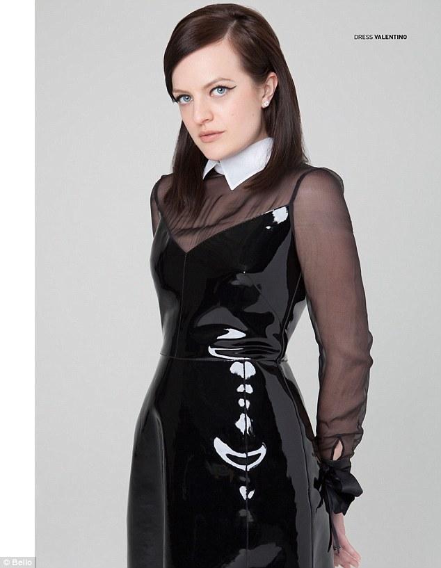 black tie for women photo - 1