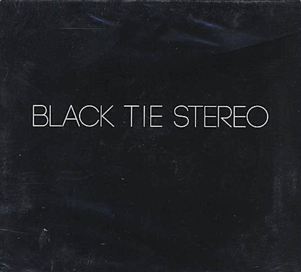 black tie stereo photo - 1