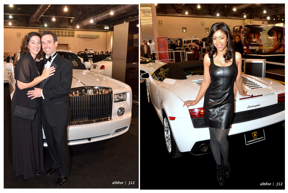 black tie tailgate photo - 1
