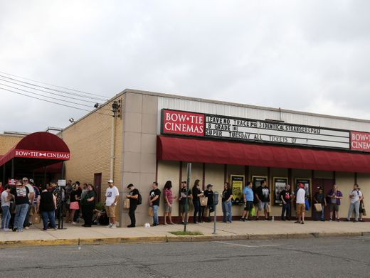 bow tie cinema red bank photo - 1