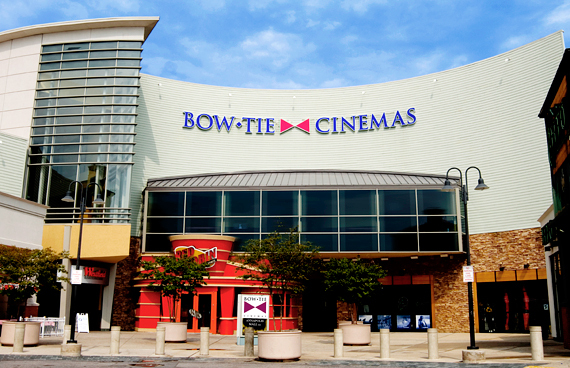 bow tie cinemas annapolis mall 11 annapolis, md photo - 1