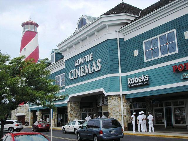 bow tie cinemas harbour 9 annapolis, md photo - 1