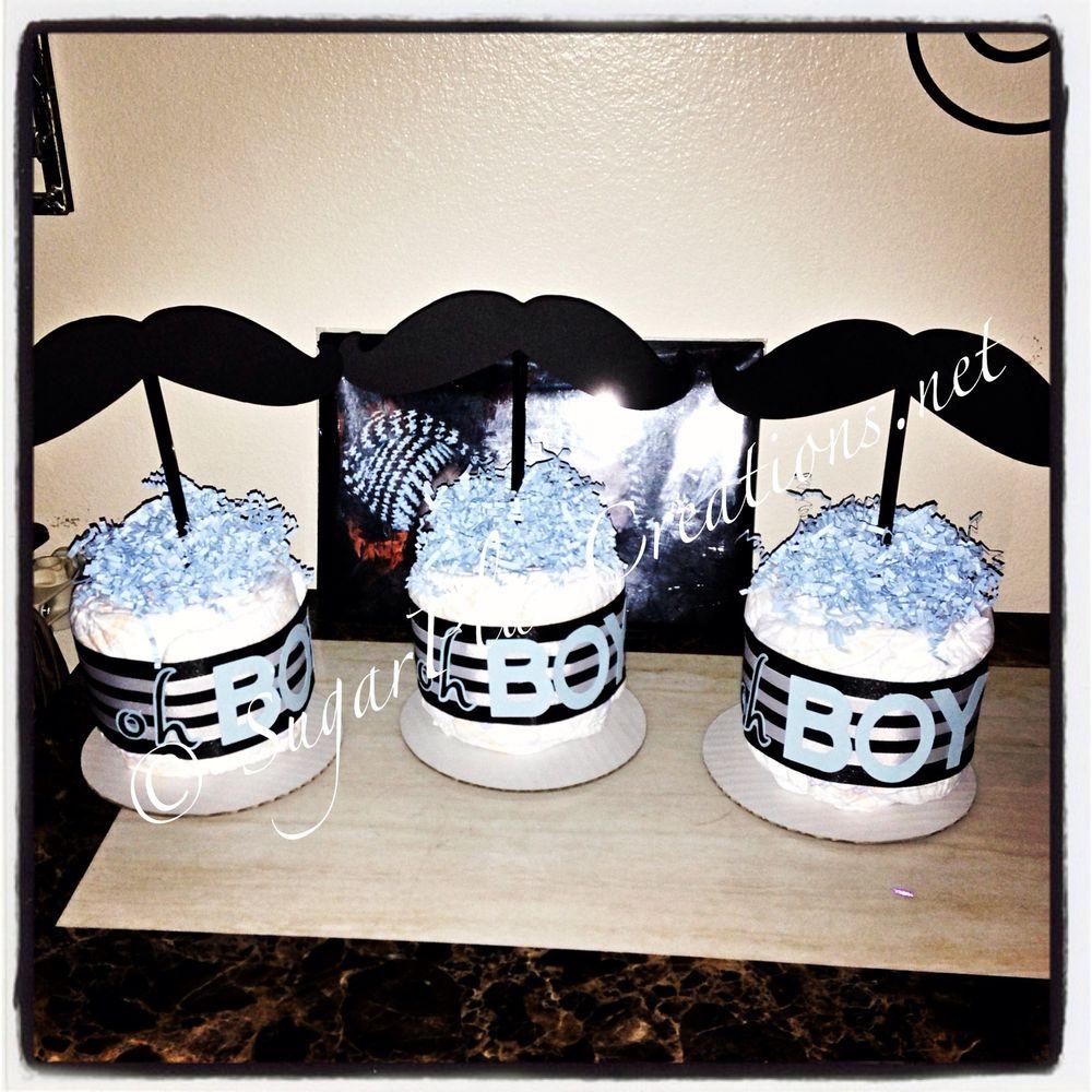 bow tie cupcakes photo - 1