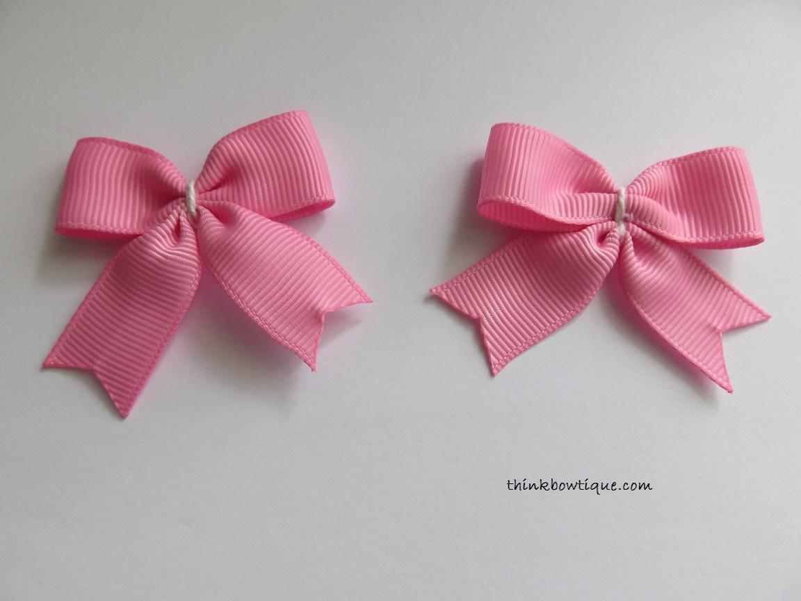 bow tie hair photo - 1