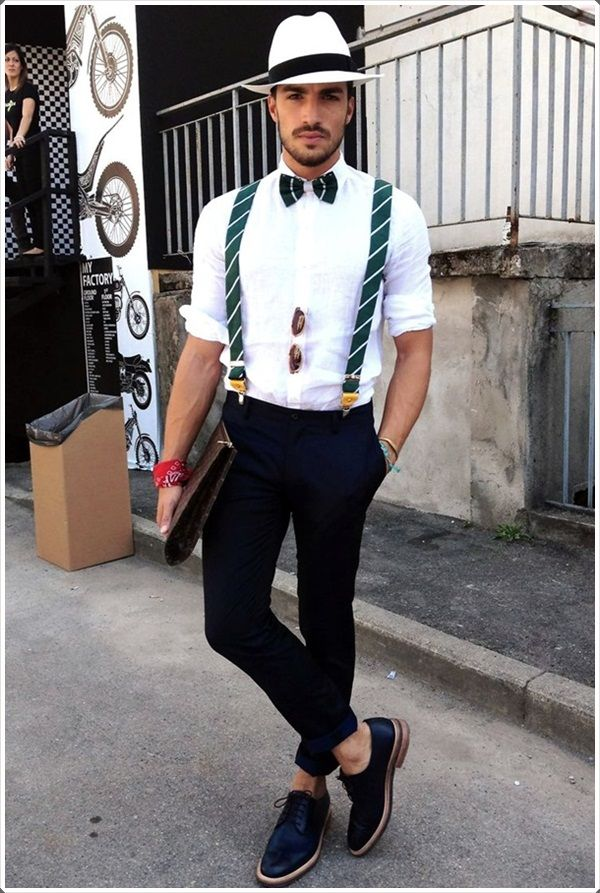 bow tie outfits photo - 1