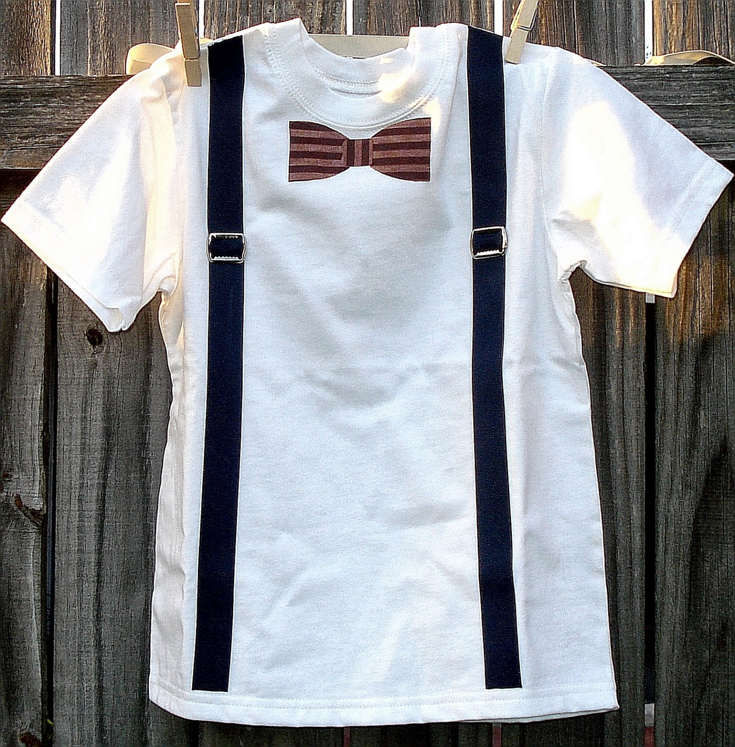 bow tie t shirts photo - 1