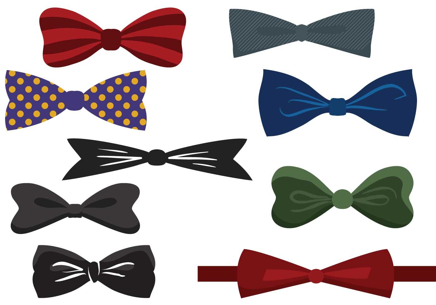 bow tie vector photo - 1