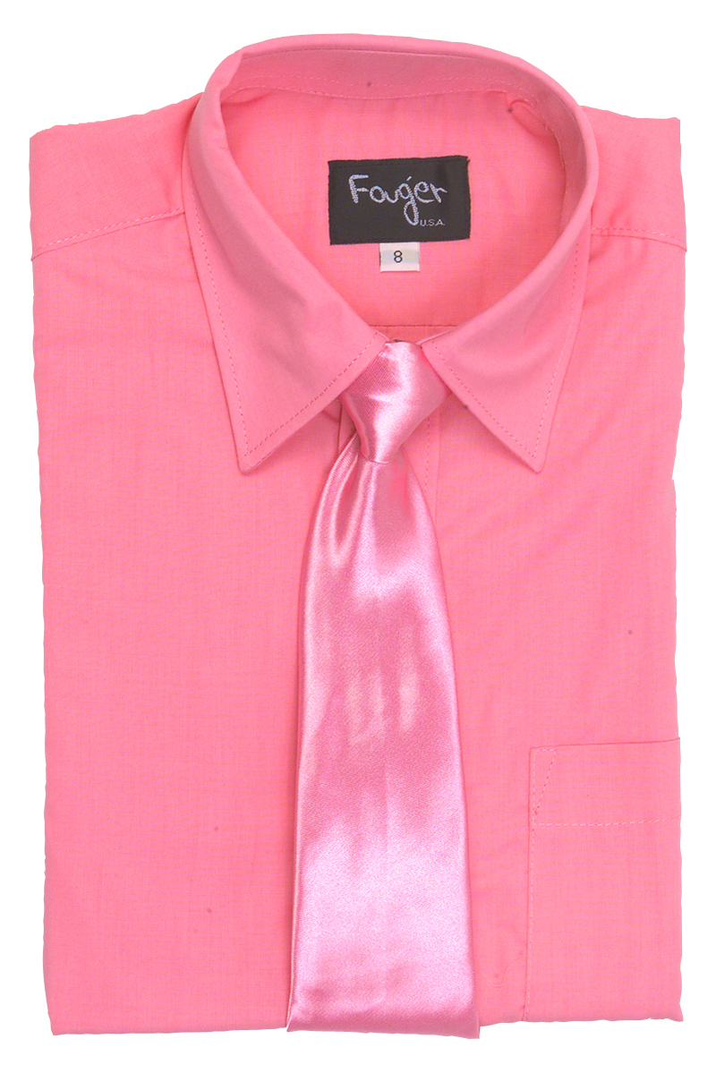 boys shirt and tie photo - 1