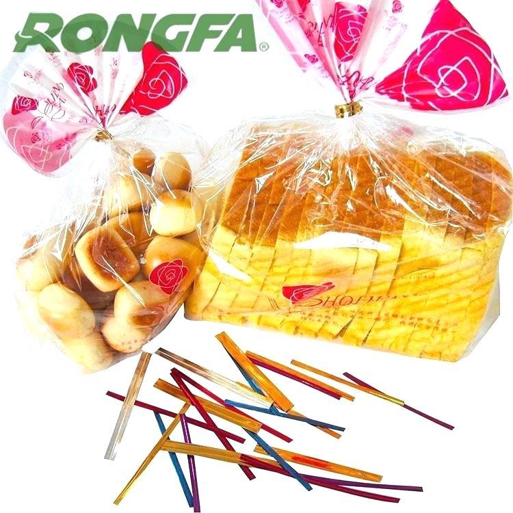 bread twist tie photo - 1