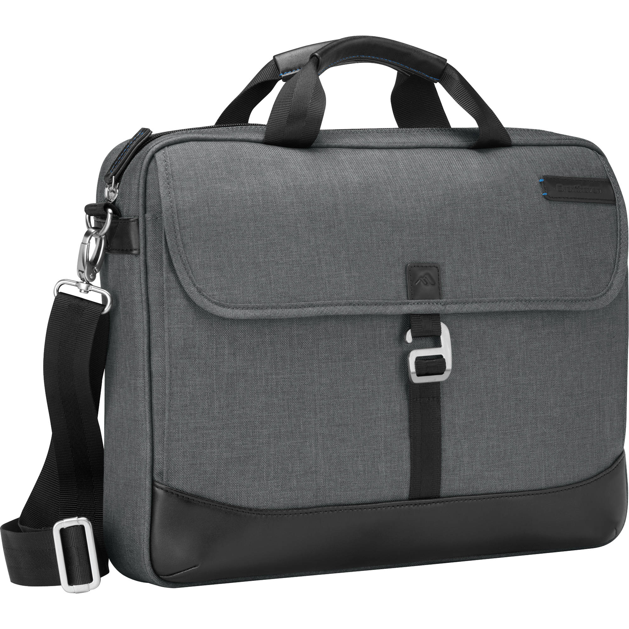 brenthaven collins slim briefcase photo - 1