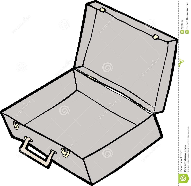 briefcase cartoon photo - 1