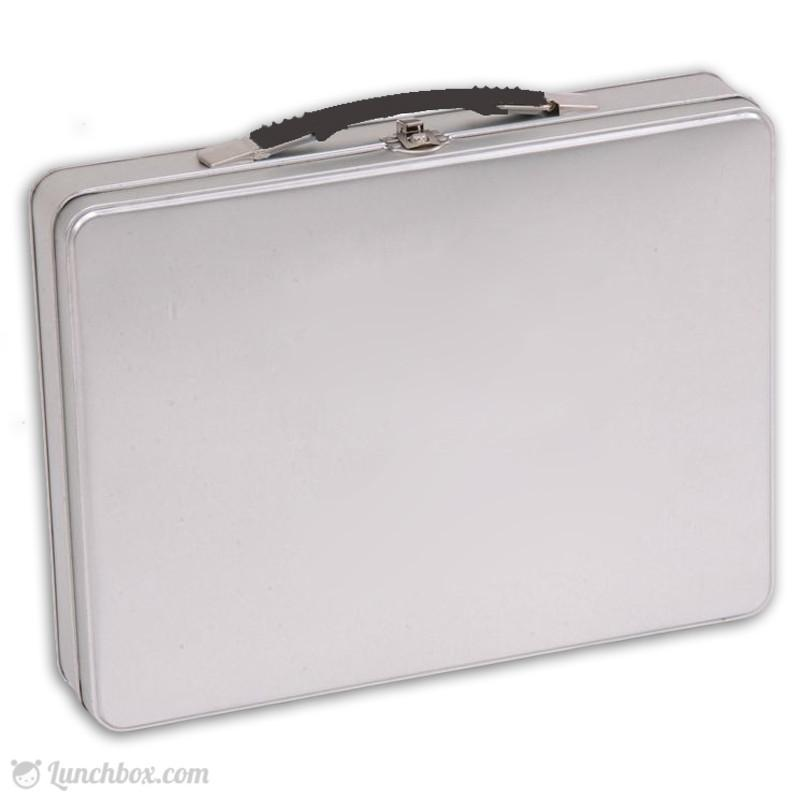 briefcase lunch box photo - 1