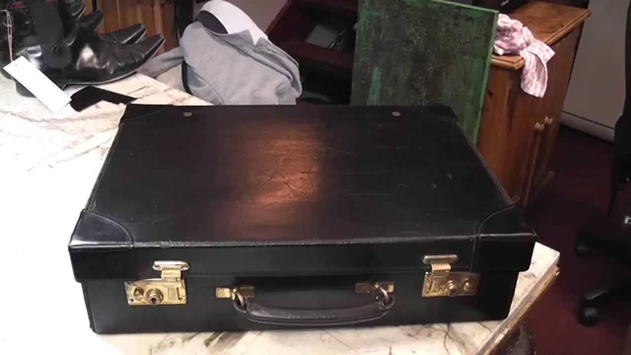 briefcase repair photo - 1