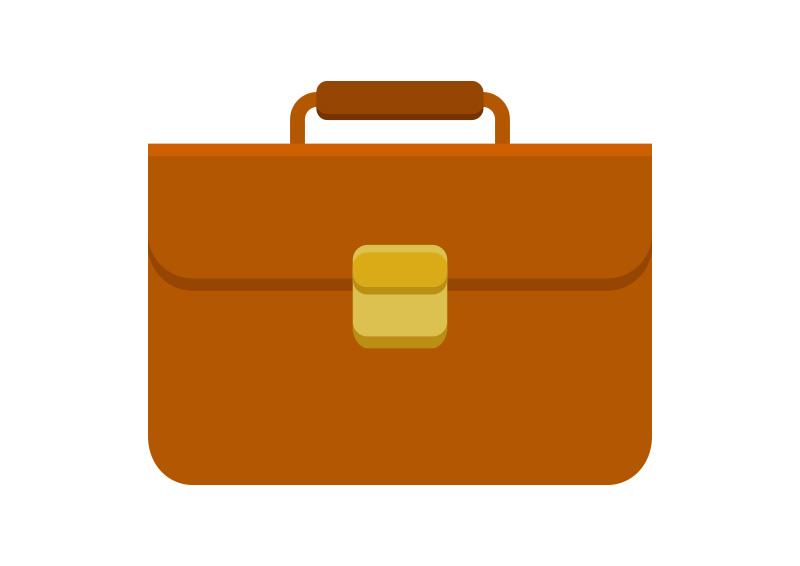 briefcase vector photo - 1