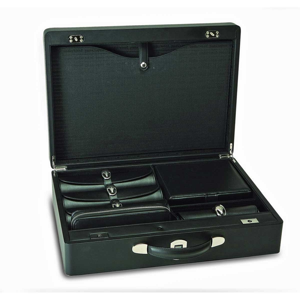 briefcase with lock photo - 1