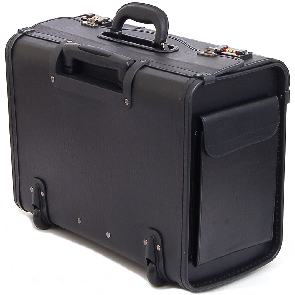 briefcase with wheels photo - 1