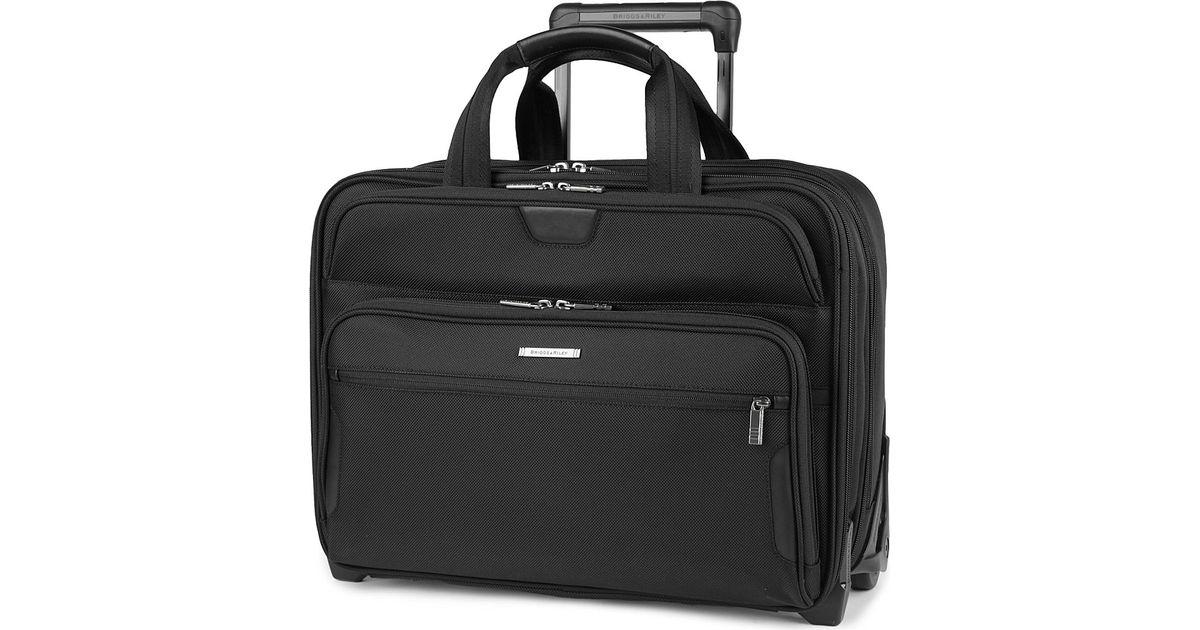 briggs and riley briefcase photo - 1