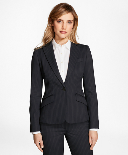 brooks brothers women suit photo - 1