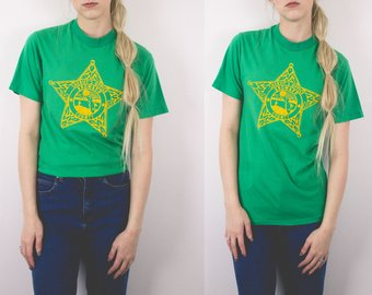 broward sheriff office t shirt photo - 1