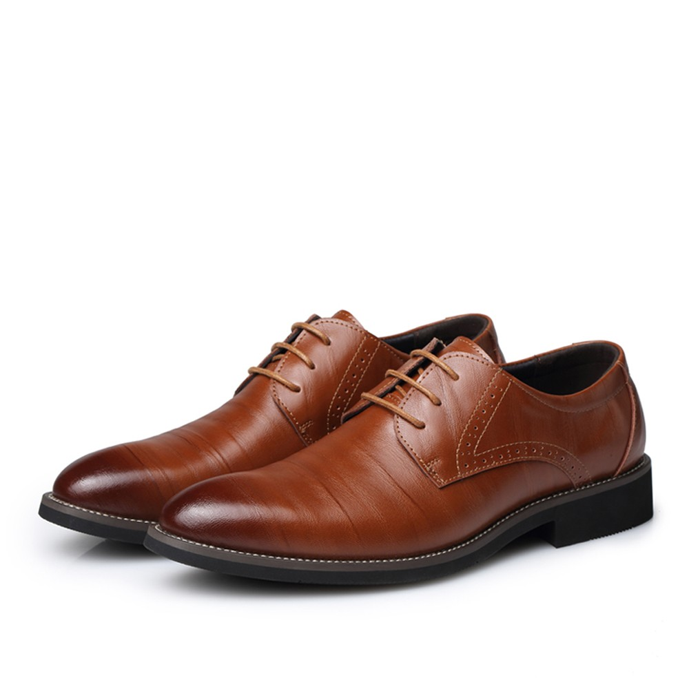 business casual dress shoes photo - 1
