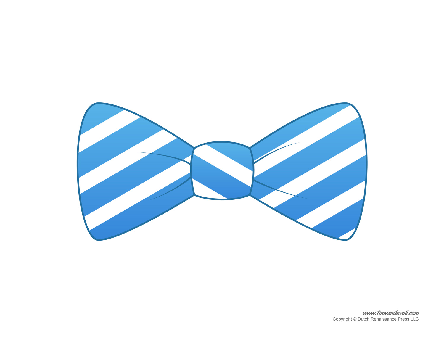 cartoon bow tie photo - 1