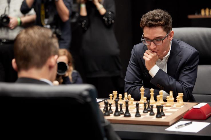 chess tie photo - 1