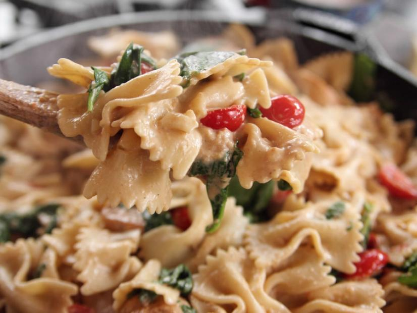chicken and bow tie pasta recipes photo - 1