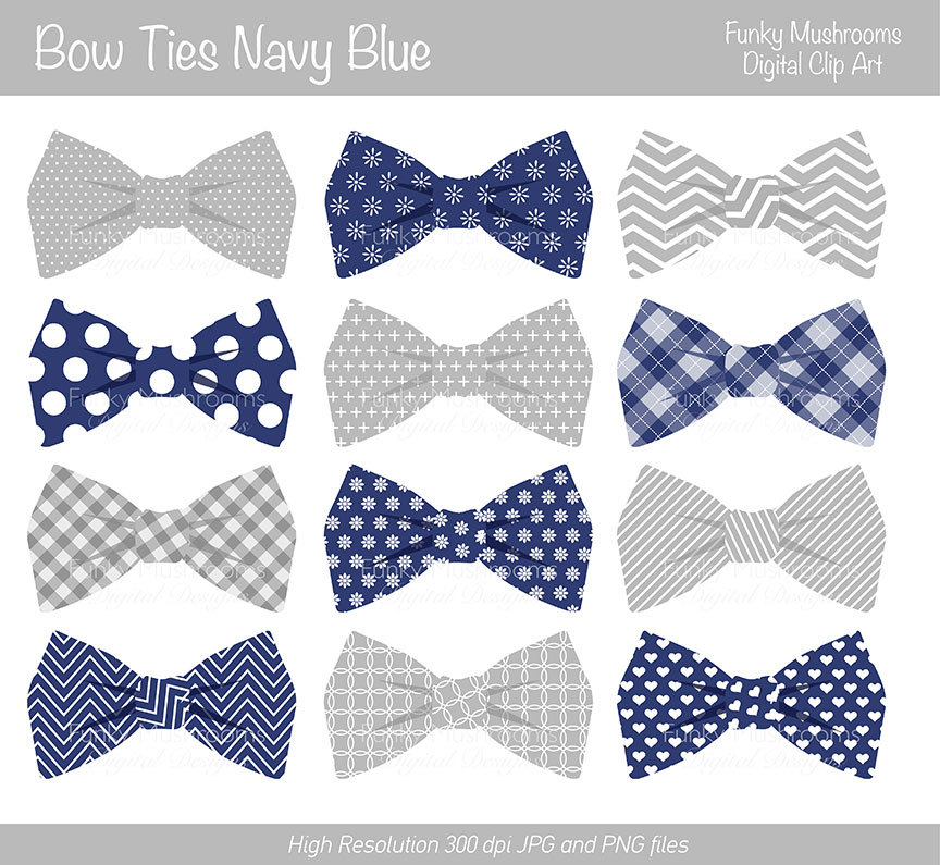 clipart bow tie photo - 1