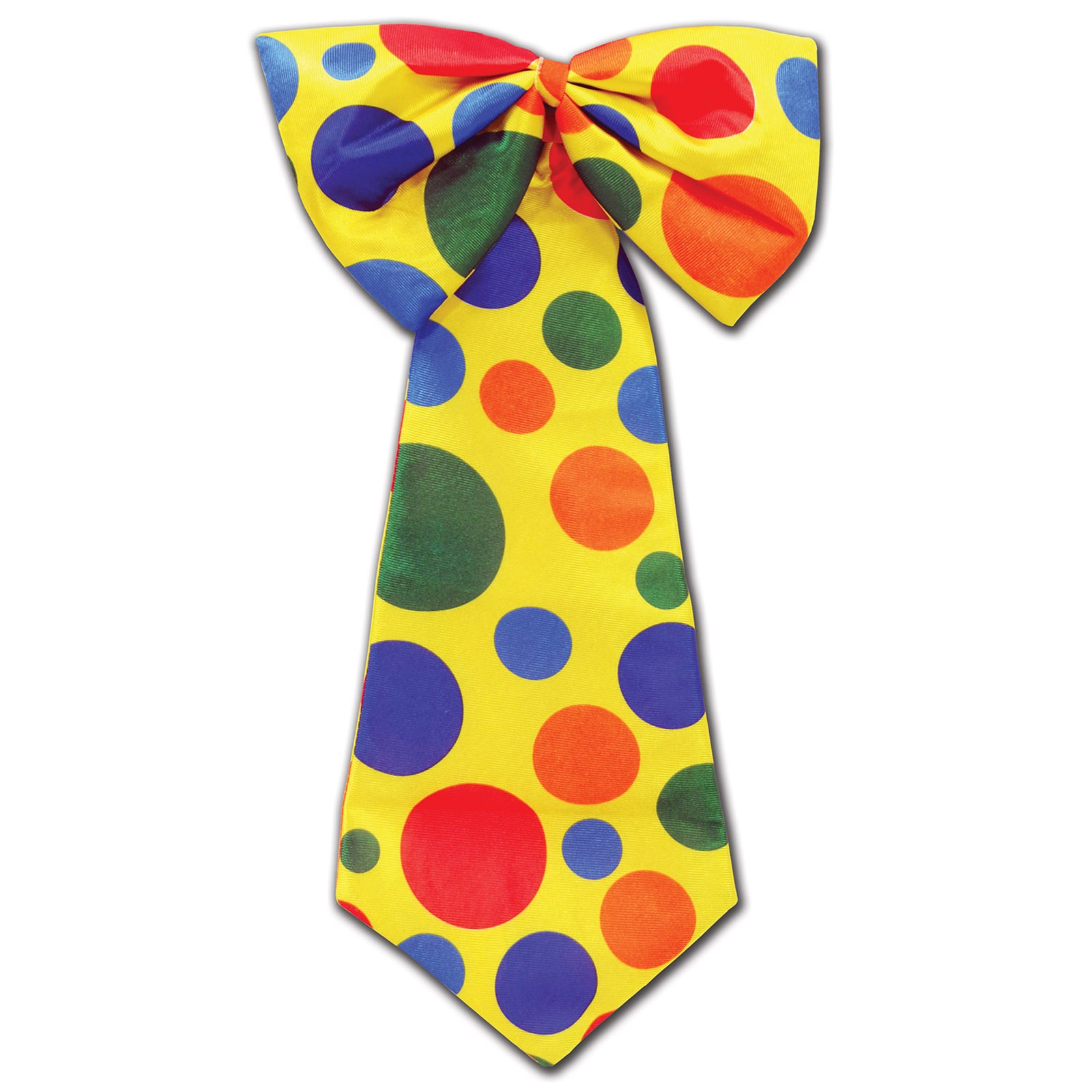 clown bow tie photo - 1